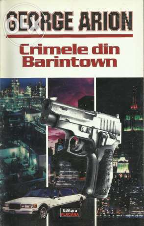 Crimele din Barintown  by  George Arion