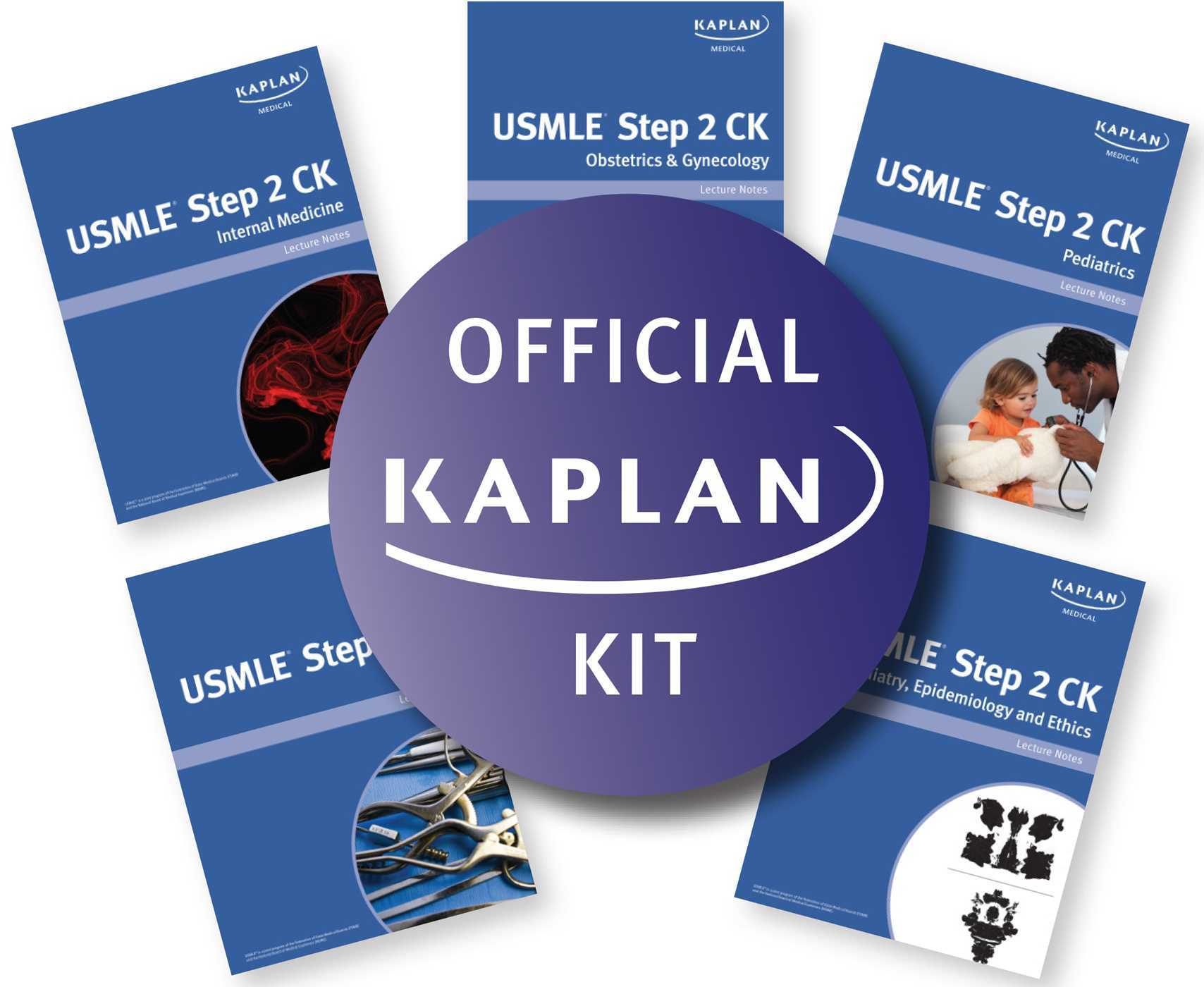 USMLE Step 2 CK Lecture Notes 2014  by  Kaplan