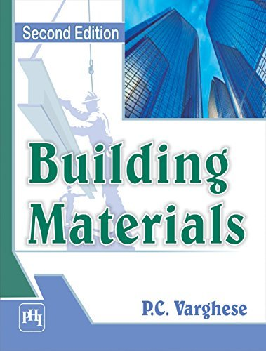 Building Materials  by  P.C. Varghese