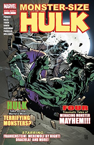 Hulk: Monster-Size Special #1 (Hulk (2008-2013))  by  Jeff Parker
