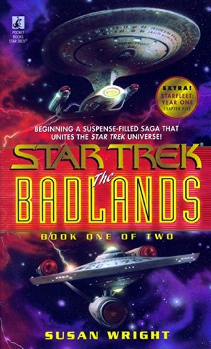The Badlands, Book 1  by  Susan   Wright