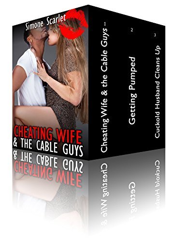 Cuckold Wife Compilation (cheating wife has interracial affairs): 3-Story Interracial Cuckold Bundle Simone Scarlet