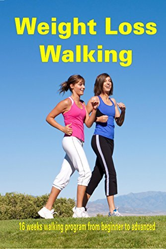 Weight Loss Walking: 16 weeks walking program from beginner to advanced (weight loss, walking for weight loss, walking for exercise, lose weight naturally,weight loss naturally Frank Biss Novak