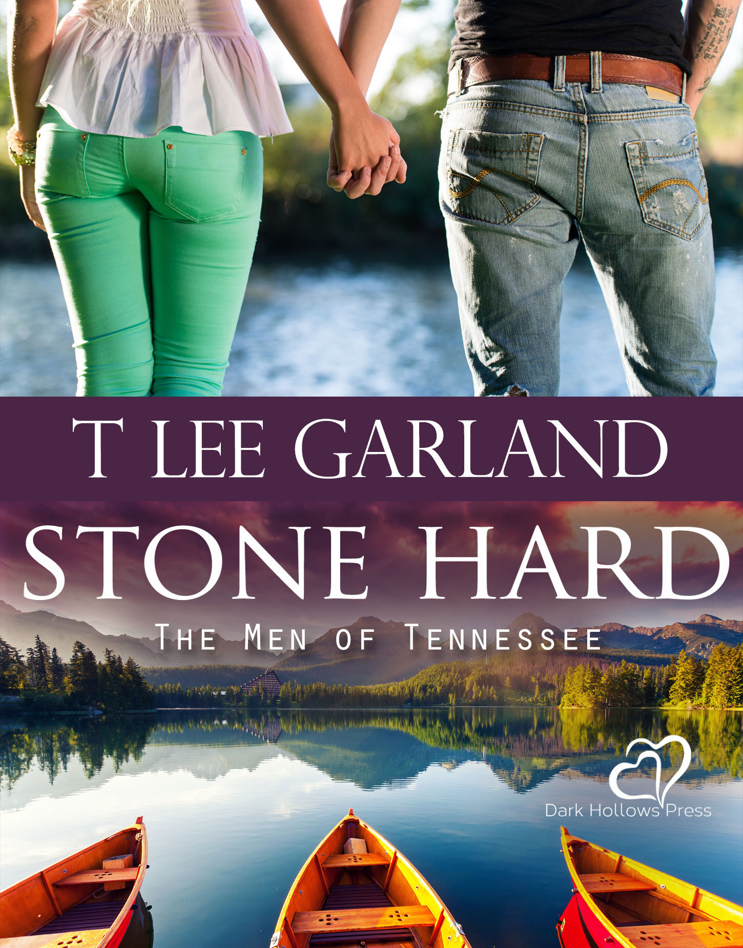 Stone Hard (The Men of Tennessee #1)  by  T. Lee Garland