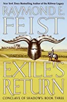 Exile's Return (Conclave of Shadows, #3)