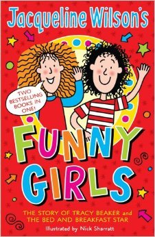 Funny Girls  by  Nick Sharratt