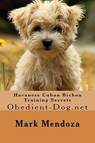 Havanese Cuban Bichon Training Secrets: Obedient-Dog.net  by  Mark Mendoza