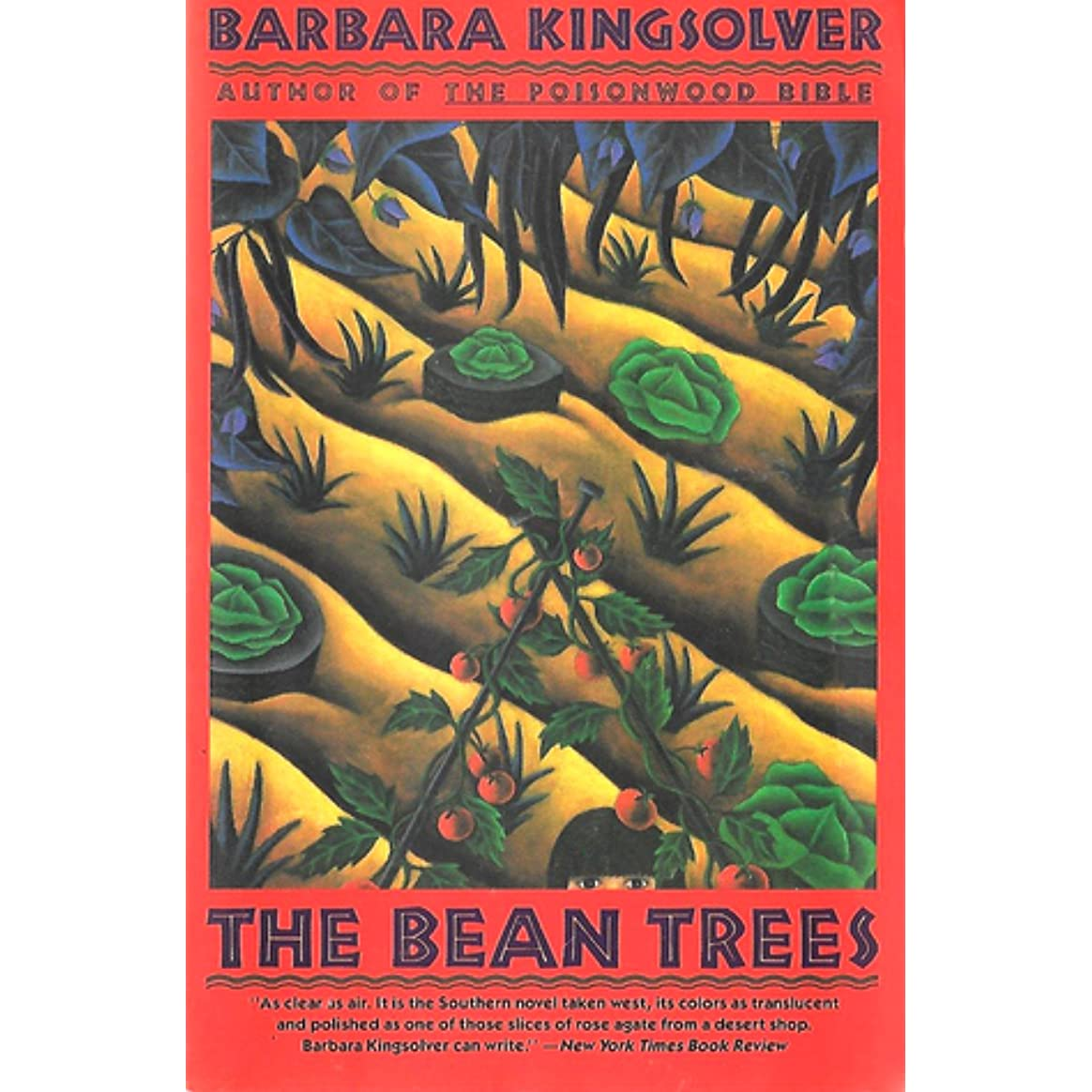 bean trees essay subscribe now goodreads com