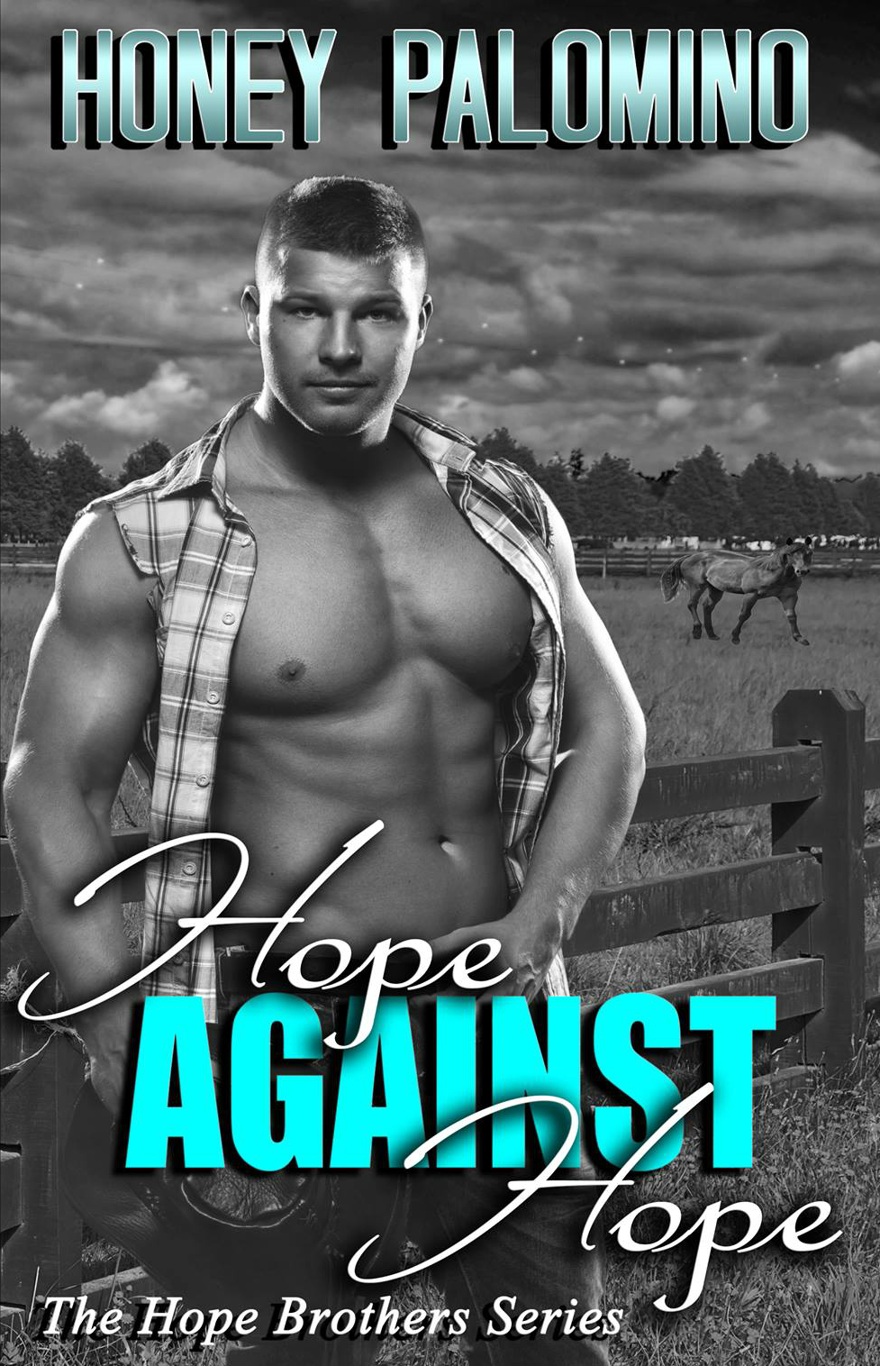 Hope Against Hope (The Hope Brothers, #1)  by  Honey Palomino