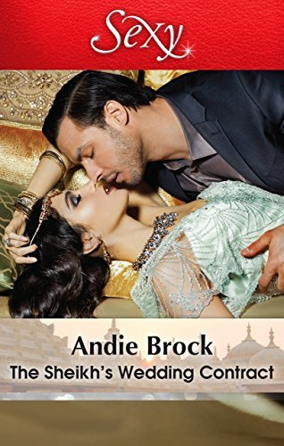 The Sheikhs Wedding Contract (Society Weddings Book 4)  by  Andie Brock