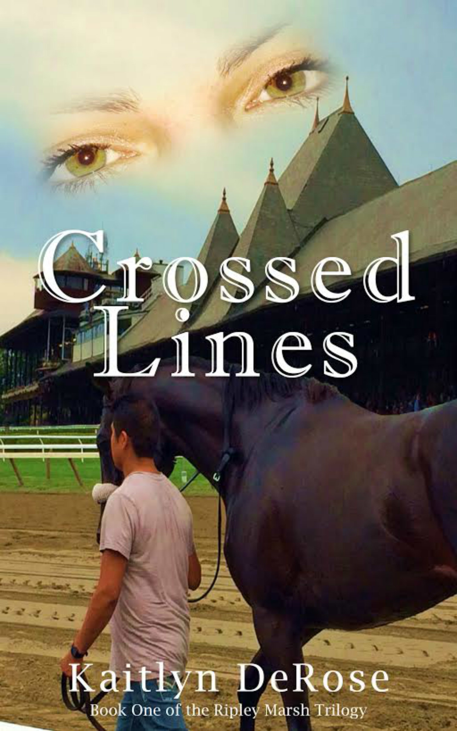 Crossed Lines  by  Kaitlyn DeRose
