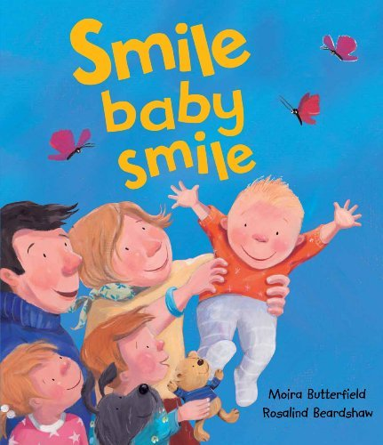 Smile Baby Smile  by  Parragon Books