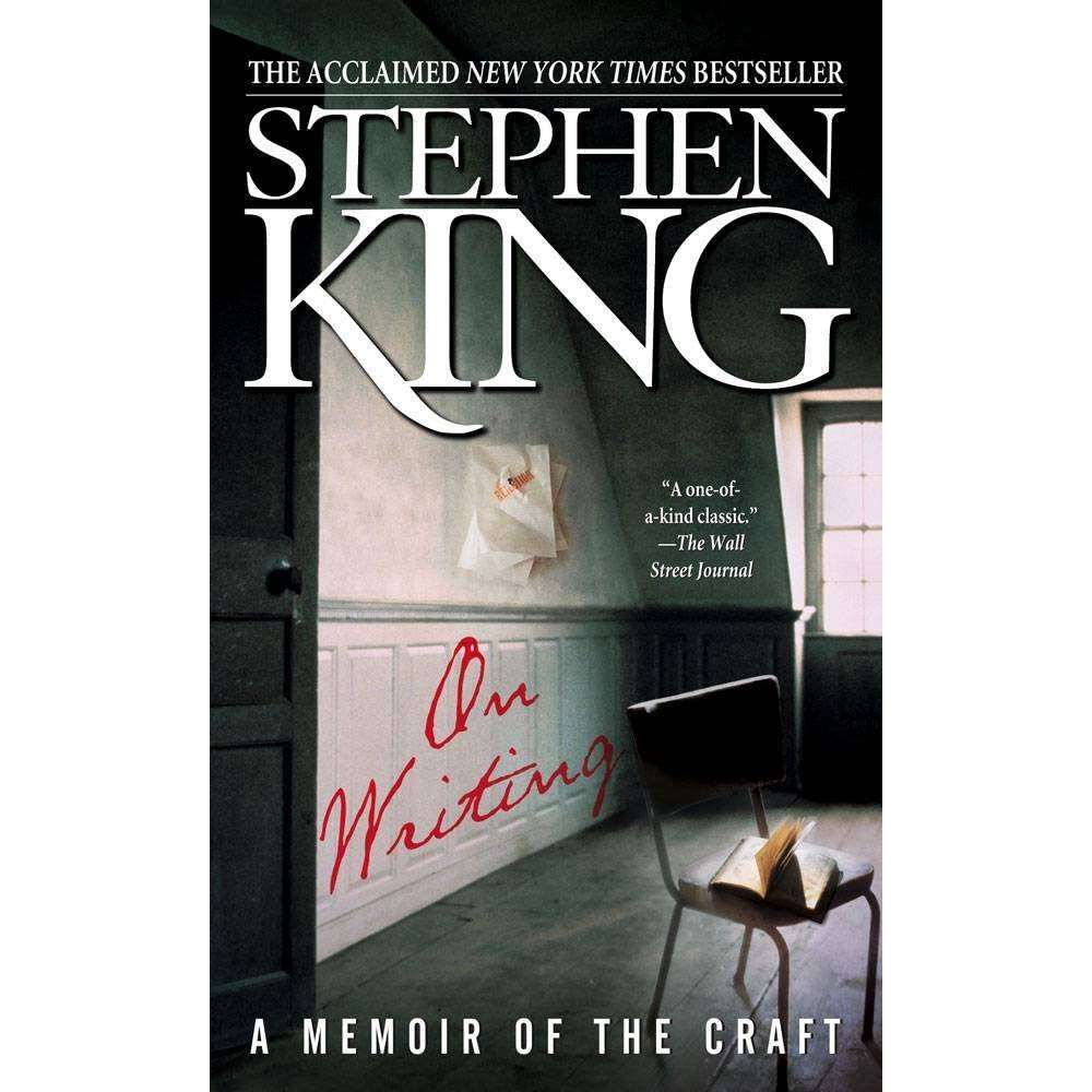 stephen kings essay The writings of stephen king, free study guides and book notes including comprehensive chapter analysis, complete summary analysis, author biography information, character profiles, theme analysis, metaphor analysis, and top ten quotes on classic literature.
