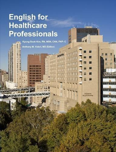 English for Healthcare Professionals  by  Kyung-Sook Kim