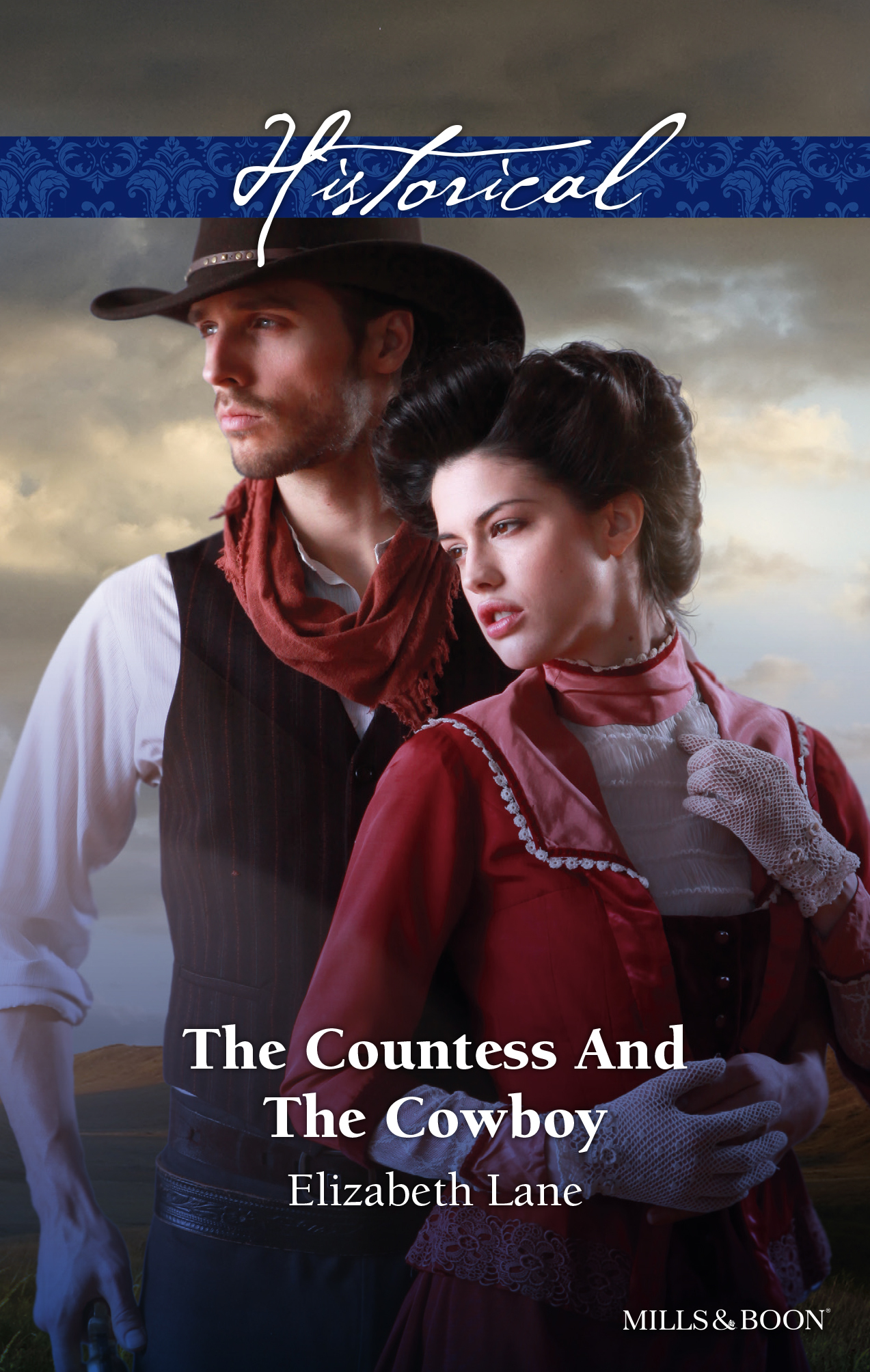 The Countess And The Cowboy  by  Elizabeth Lane