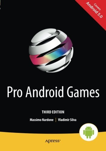 Pro Android Games: L Edition  by  Massimo Nardone