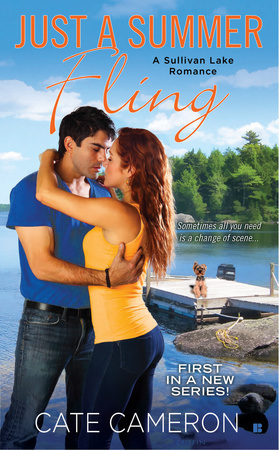 Just a Summer Fling (Sullivan Lake, #1)  by  Cate Cameron