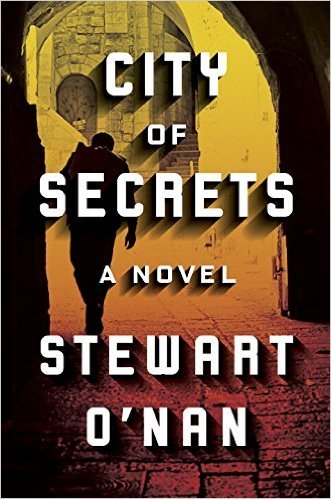 City of Secrets Stewart ONan