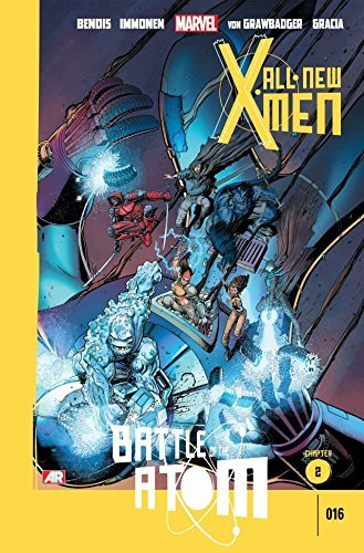 All-New X-Men #16  by  Brian Michael Bendis