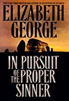 In Pursuit of the Proper Sinner (Inspector Lynley, #10)