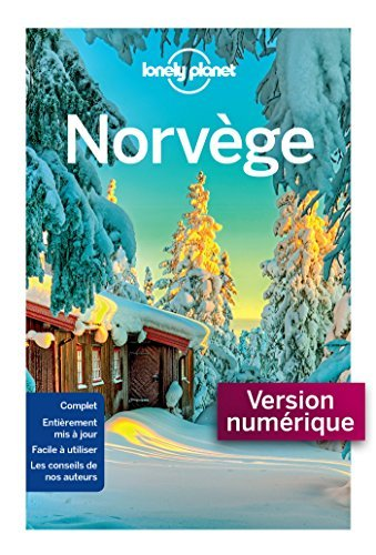 Norvège 3ed Lonely Planet
