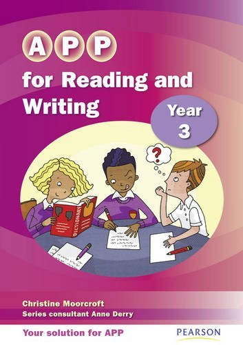 APP for Reading and Writing Year 3  by  Christine Moorcroft