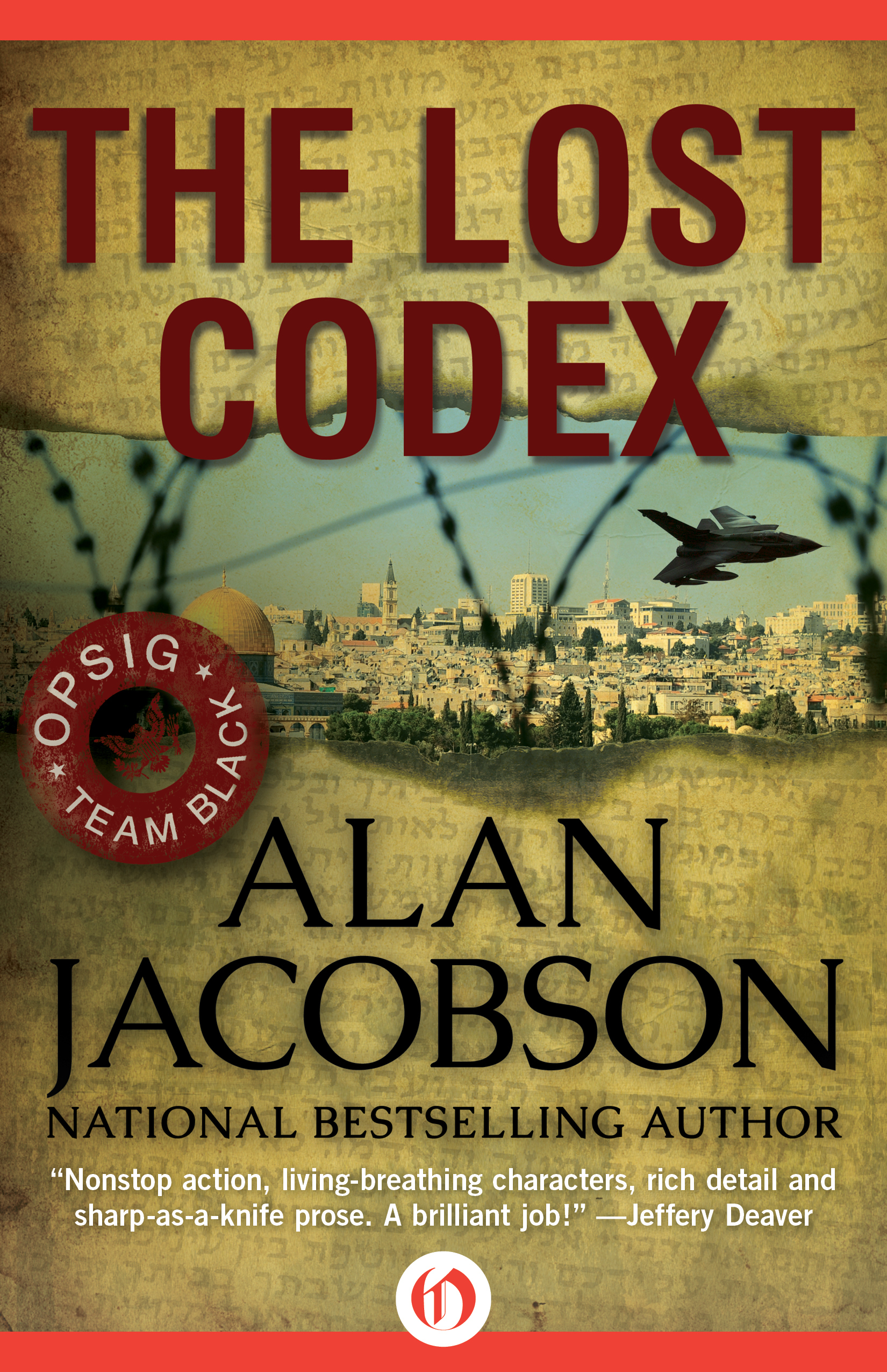 The Lost Codex Alan Jacobson