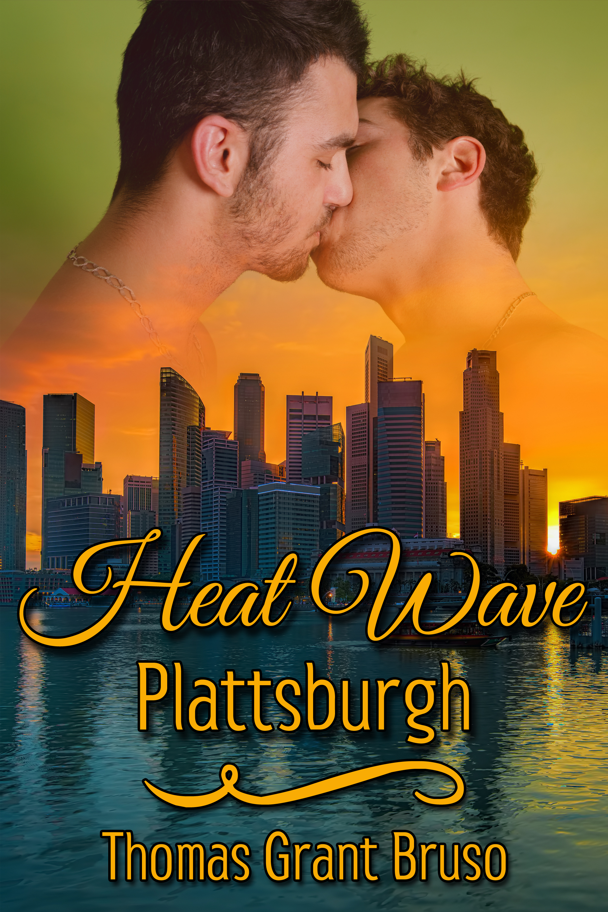 Heat Wave: Plattsburgh  by  Thomas Grant Bruso