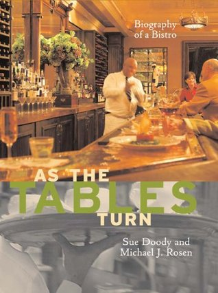 As the Tables Turn: Biography of a Bistro  by  Sue Doody