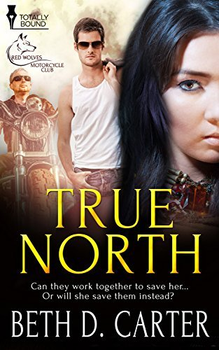 True North (Red Wolves Motorcycle Club Book 2)  by  Beth D. Carter