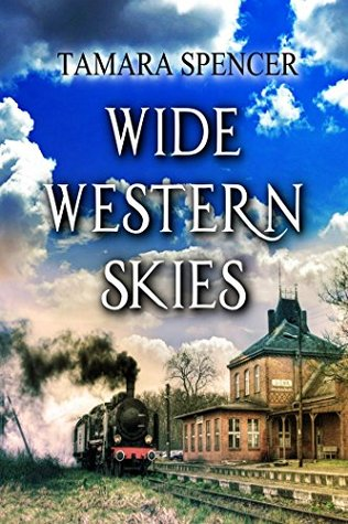 Wide Western Skies  by  Tamara Spencer