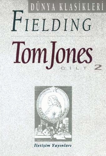 Tom Jones 2. Cilt Henry Fielding