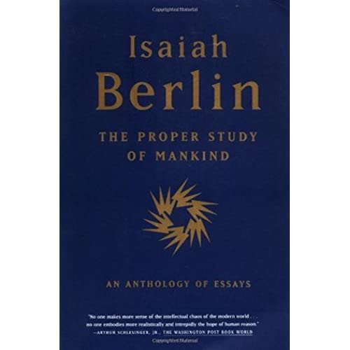 isaiah berlin two concepts of liberty four essays on liberty