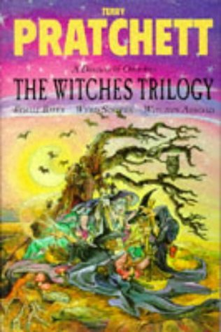 The Witches Trilogy (Discworld #3,6,12)  by  Terry Pratchett