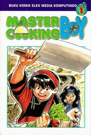 Master Cooking Boy 1  by  Etsushi Ogawa