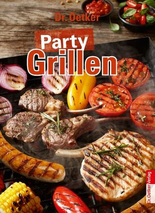 Party Grillen  by  Dr. Oetker