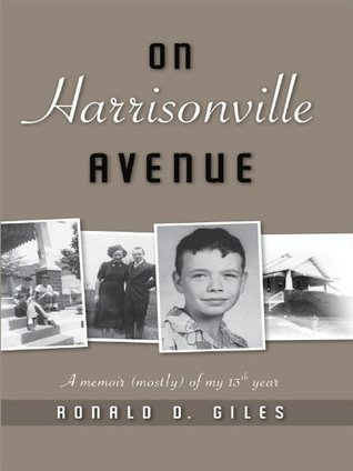On Harrisonville Avenue  by  Ronald D. Giles