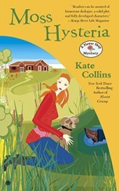 Moss Hysteria (A Flower Shop Mystery #18) Kate Collins