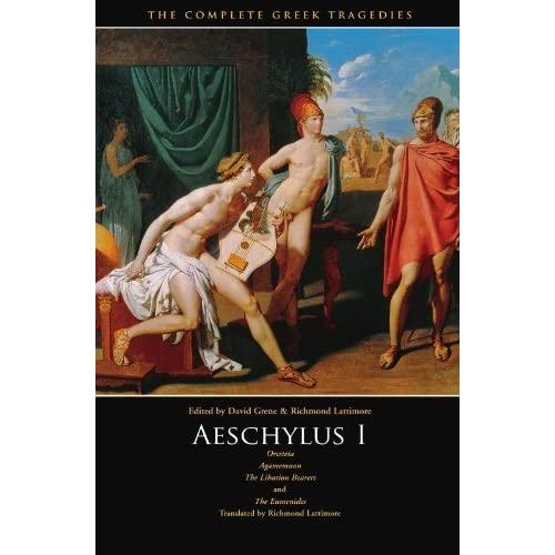 the plot summary of the oresteia a trilogy of greek tragedies by aeschylus
