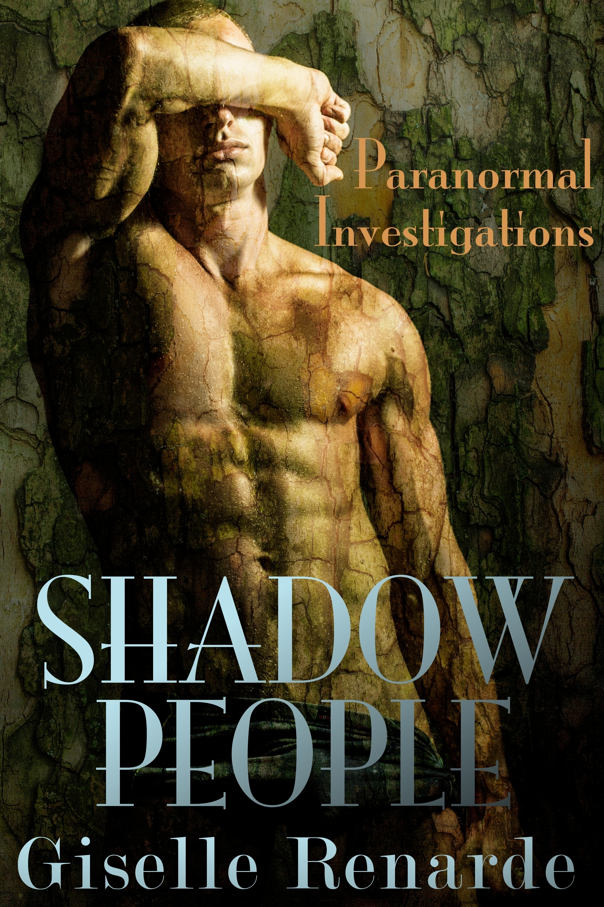 Shadow People: Paranormal Investigations  by  Giselle Renarde