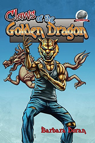 Claws of the Golden Dragon  by  Barbara Doran