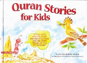 Quran Stories for Kids Saniyasnain Khan