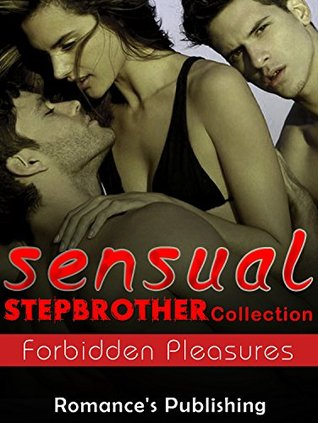 ROMANCE: Sensual Stepbrother [BBW Romance Collection]  by  Hot Books Publishing