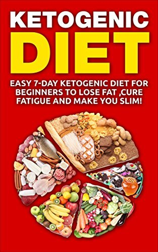 Ketogenic Diet:7-Day Ketogenic Diet For Beginners To lose Fat, Cure fatigue and make you slim!(Free Bonus Inside!) (Ketogenic Recipes, Ketogenic for Epilepsy, ... Cancer, Ketogenic for Weight Loss, Book 1)  by  Jack Diamond