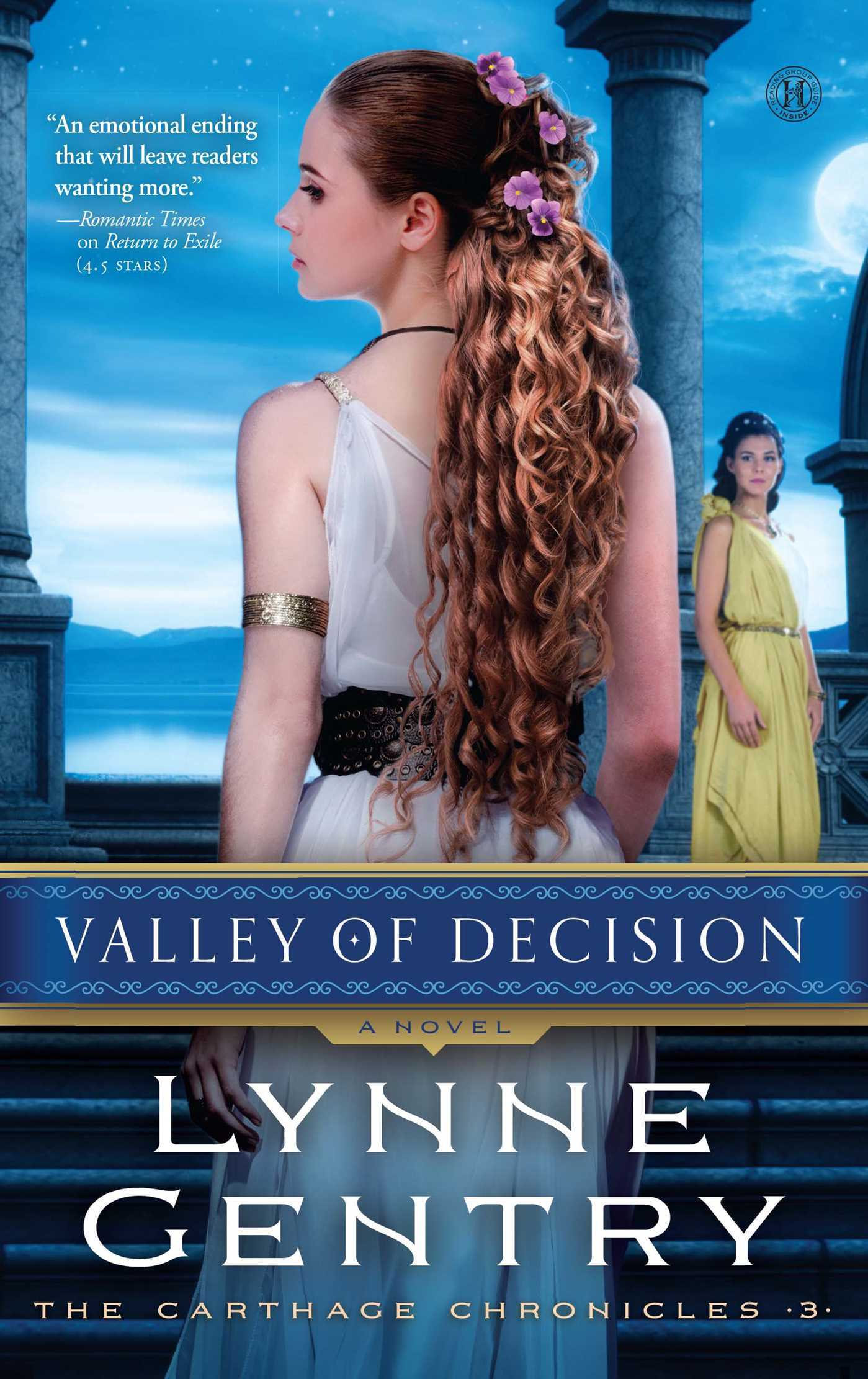 Valley of Decision (The Carthage Chronicles, #3) Lynne Gentry