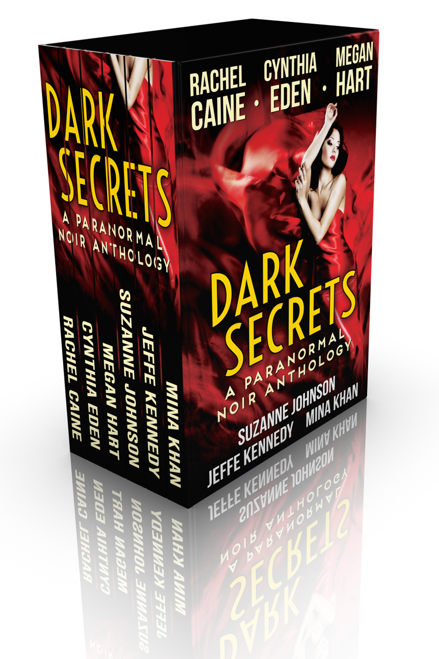 Dark Secrets: A Paranormal Noir Anthology  by  Rachel Caine