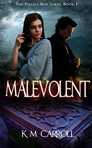 Malevolent (The Puzzle Box Series Book 1)  by  K.M. Carroll