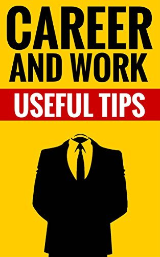 Career And Work - Useful Tips: Useful Strategies For A Successful Career Ralph Simon And Annie Marsch