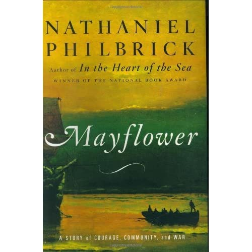 mayflower a story of courage community and war essay