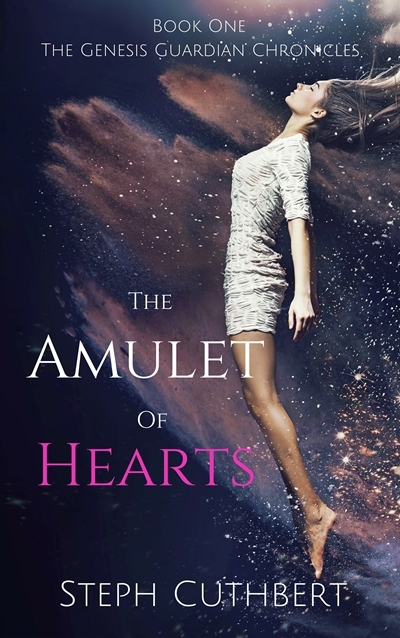 The Amulet of Hearts (The Genesis Guardian Chronicles #1)  by  Steph Cuthbert